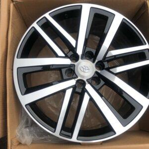 22″ Fortuner 4th gen design Magwheels 6Holes PCD139 Brandnew