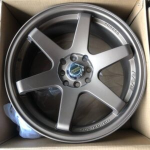 17″ Volkrays TE37 2tone bronze Bnew code 176039 mags 4Holes PCD100-114