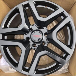 20″Toyota TRD Version 4 Black Mags 6Holes PCD 139 Brandnew Magwheels