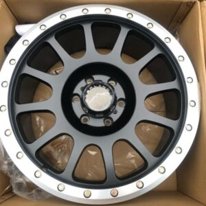 20″ Overland Touring 1.9 Black 6Holes PCD139 Brandnew Magwheels