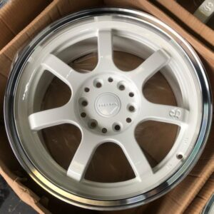 18″ Rota Realite Offroad White 6Holes pcd 139 mags for Van fitment
