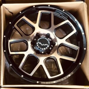 20″ Overland Rogue 1.27 Bronze Tint Mags 6Holes PCD 139 Brandnew Magwheels