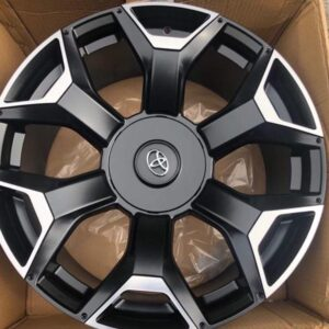 20″Toyota FT4X Inspired Polish trims Mags 6Holes PCD 139 Brandnew Magwheels