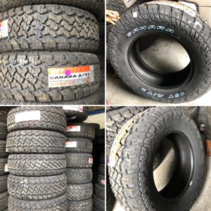 265-60-r18 CST Brandnew Tire Sahara All Terrain