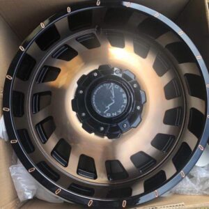 20″ Overland 1.10 Gold Face 6Holes PCD139 Brandnew Magwheels