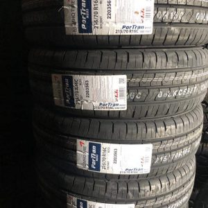 215-70-R16 Kumho  Bnew tire 6ply