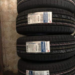 235 60 r18 Kumho Crugen Bnew Tire