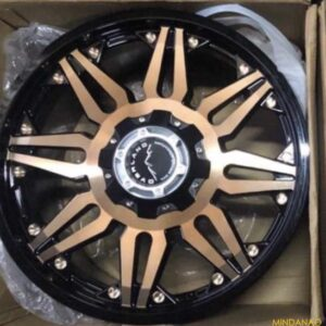 20″ Overland Rogue 1.20 Gold Mags 6Holes PCD 139 Brandnew Magwheels