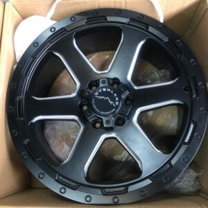 20″ Overland Touring 1.17 Mags 6Holes PCD 139 Brandnew Magwheels