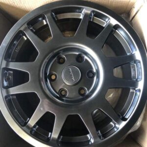 17″ Rota T1-Road Hyperblack mags 6Holes pcd 130 for New Grandia 2020 model