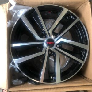 17 TRD Version 3 code 7074 magwheels 5Holes pcd 114 bnew