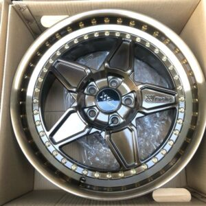 18″ Extreme wheels DXW011 Mags 5Holes pcd 114 Bronze Color