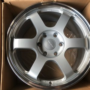 18″ Rota Grid Offroad Silver mags 6Holes pcd 130 for New Grandia 2020 model