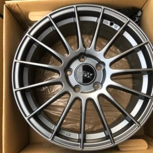 17″ Extreme wheels DXW017 Gray Mags 5Holes pcd 114 Bnew