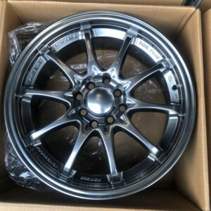 16″ CE28 design TY294 Mags Hyperblack 4Holes pcd 100-114