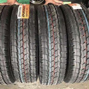 195r15 Bridgestone Duravis Bnew Tire 8ply