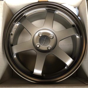 17″ Rota Grid 2 Bronze 4Holes pcd 100 Bnew mags
