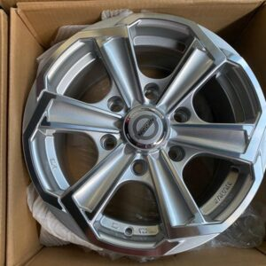 15″ Mags JH1239 for Nissan Van silver 6Holes pcd 139 Bnew