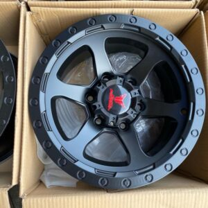 15″ Code A15039 Fast & Furious Mags 6Holes pcd 139 Bnew