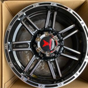 15″ code A15058 Fast&Furious mags 6Holes pcd 139 Bnew