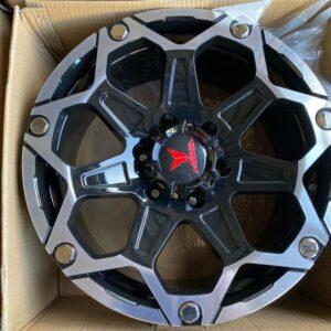 18″ Fast & Furious Code A18010 Brandnew magwheels 6 Holes PCD 139