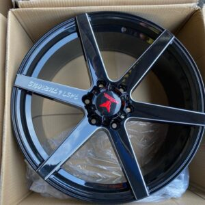 20″ Fast & Furious code A20005 Mags 6Holes pcd 139 bnew