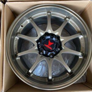 18″ CE28 Design Bronze Mags 6Holes pcd 139 Fast & Furious code A18006