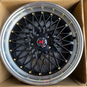 16″ Fast & Furious code A16012 Mags 5Holes pcd 114 mesh