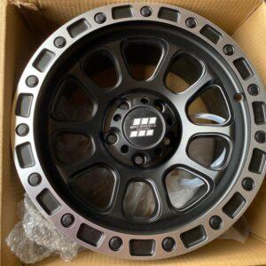 15″ MAS Wheels Black face QC1507 mags 5Holes pcd 114 Bnew