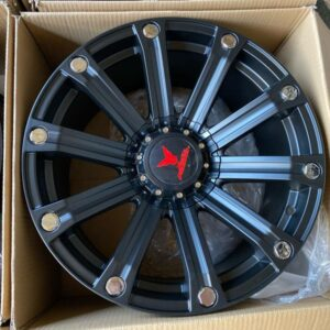 18″ Fast&Furious code A18011 mags 6Holes pcd 139 bnew