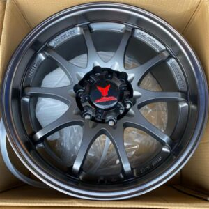 18″ CE28 Design Gunmetal Mags 6Holes pcd 139 Fast & Furious code A18007