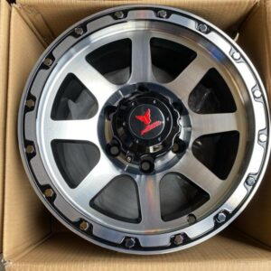 15″ Fast & Furious code A15028 Mags 6Holes pcd 139 Bnew