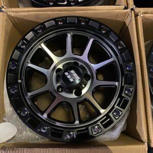 15″ MAS Wheels polish face QC1508 mags 5Holes pcd 114 Bnew