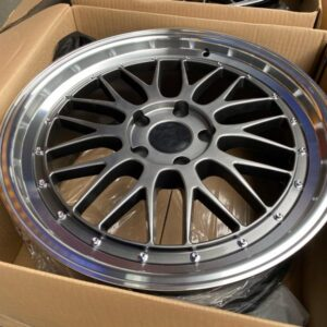 19″ BBS LM Design 5Holes pcd 120 Fit BMW  bnew mags