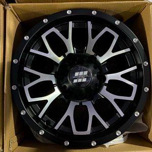 15″ Mas wheels QC1510 polish 6Holes pcd 139 Bnew mags