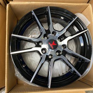 14″ Fast & Furious A14009 mags 4Holes pcd 100-114 bnew