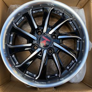 14″ Fast & Furious A14003 mags 4Holes pcd 100 bnew