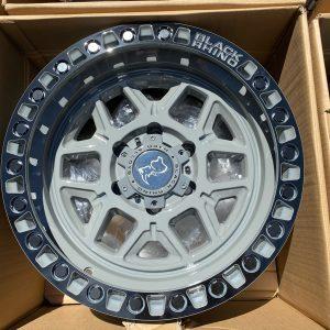 17″ Blackrhino Kelso 6Holes pcd 139 magwheels