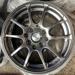14″ Advan racing rs design code 9477 Mags 4Holes pcd 100-114 bnew