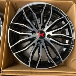 15″ Fast & Furious Mags A15060 4Holes pcd 100 mags