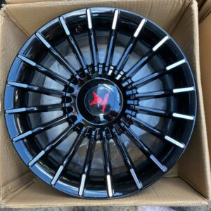 15″ Fast & Furious A15043 Mags 4Holes pcd 100-114 Bnew