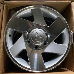 16″ Mitsu Mags code S683  6Holes pcd 139 Bnew