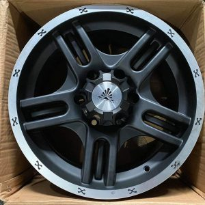 5pcs 17″ Autocouture Code A13 Mags 6Holes pcd 139 Bnew
