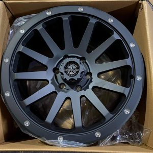 20″ Bounty A302 American Outlaw Mags 6Holes pcd 139 Bnew