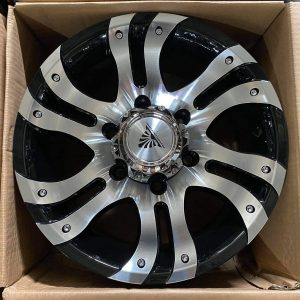 15″ Autocouture code A147 Mags 6Holes pcd 139 Bnew Fit Van