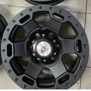 15″ Autocouture Mags code A403 6Holes pcd 139 Fit sa Van