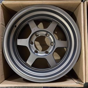 16″ MB Wheels Code A420 Bronze mags 6Holes pcd 139 Bnew