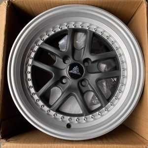 15×8 Autocouture A33 Mags 4Holes pcd 100 bnew offset 20