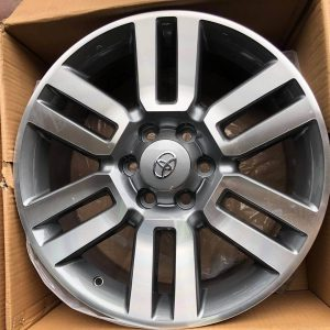 20″ Toyota Design code A16 Mags 6Holes pcd 139
