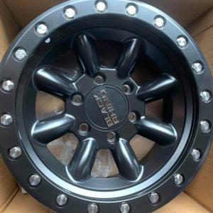 16″ Blackrhino Hachi 6Holes pcd 139 magwheels